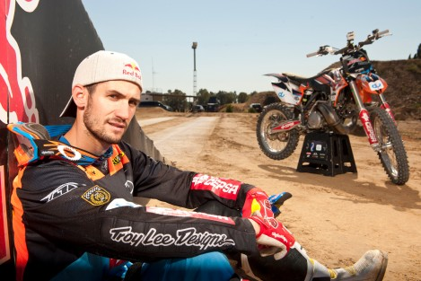 Dany Torres listo para Red Bull X-Fighters/http://moto.mpora.com