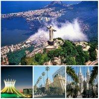 Turisteando por Brasil