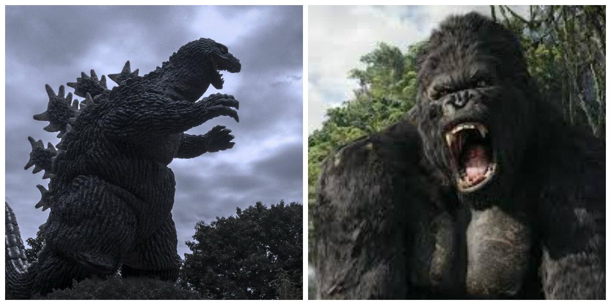 Skull Island Teaser Reveals King Kong Remake At Comic Con: Godzilla Y King Kong Se Enfrentarán