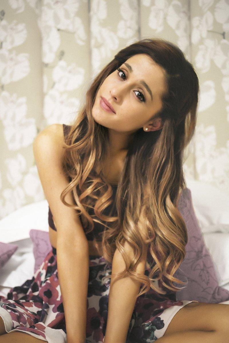 El sueño de Ariana Grande