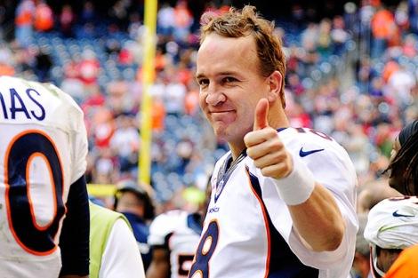Peyton Manning. / Foto: Getty Images.