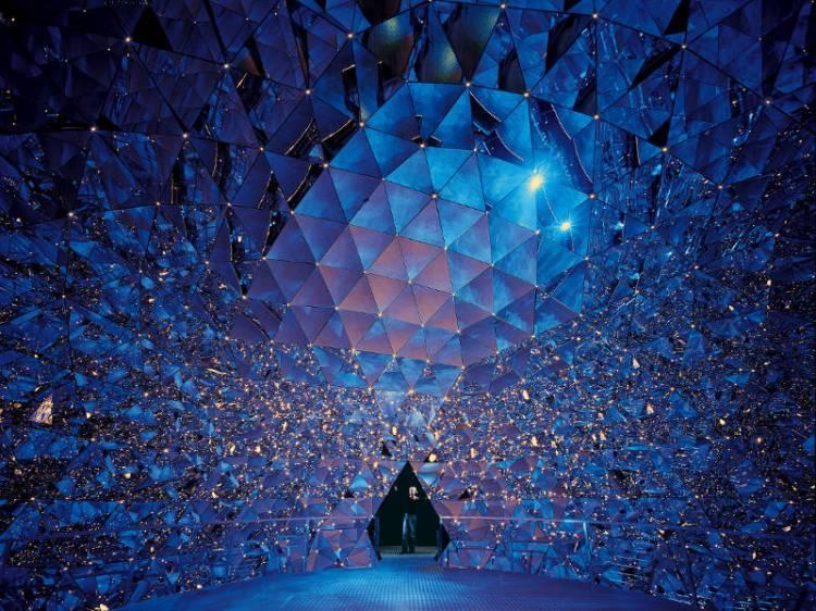Swarovski Crystal Worlds. / Foto: Sitio Oficial.
