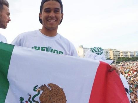 El mexicano Ulises Dávila recibe nominación/Instagram