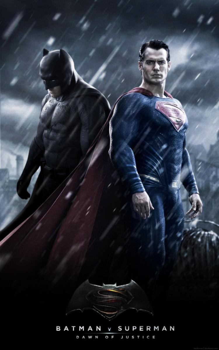 Batman v Superman: Dawn of Justice. / Foto: Sitio Oficial.