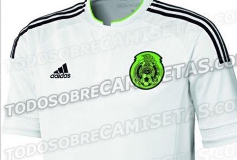 México podría estrenar playera blanca/Todo sobre camisas