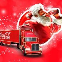 Coca-Cola te invita a sus mágicas caravanas