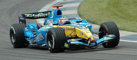 Renault podría abandonar Fórmula 1/Sitio Oficial