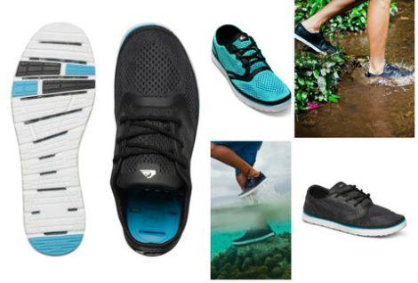 Conoce el calzado con el cual podrás caminar bajo el agua/Sitio Oficial