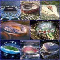 Conoce los primeros estadios sede de Qatar 2022