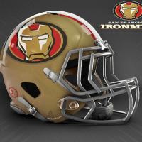 NFL y Avengers hacen equipo