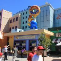 Recrean la ciudad donde viven Los Simpson