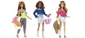 Barbie con pi plano. / Foto: Mattel.