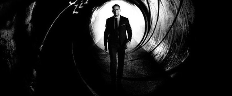 James Bond. / Foto: Sitio oficial.