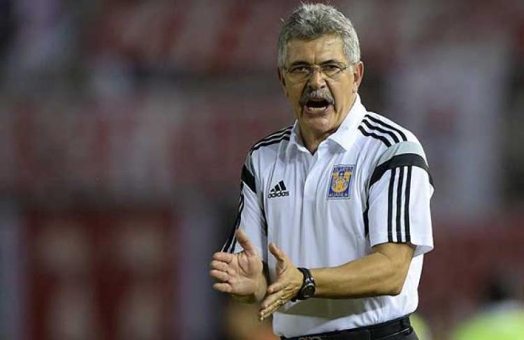 Tuca Ferretti. / Foto: MexSports.
