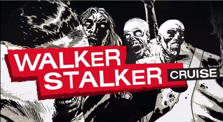 Walker Stalker Cruise. / Foto: TV after dark.