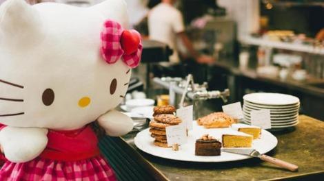 Hello Kitty Dinner. / Foto: Sitio oficial.
