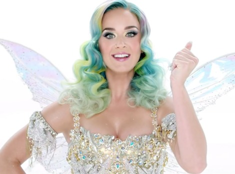 Katy Perry. / Foto: H&M.