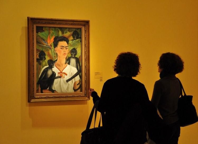 Exposición Frida Kahlo/Sitio Oficial