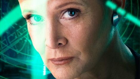 Princesa Leia. / Foto: Sitio oficial.