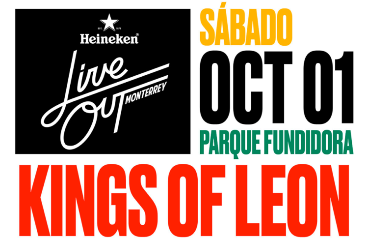 Kings of Leon/Facebook Oficial