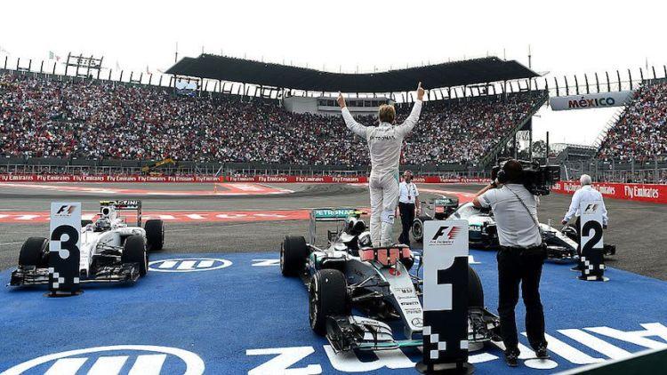 Gran Premio de México/Getty Images