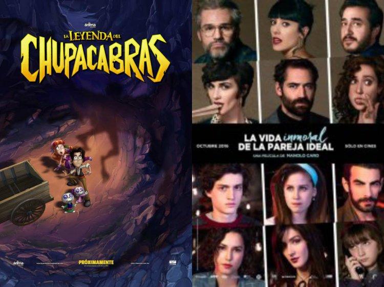 Listas las Palomitas/EntérateOnline