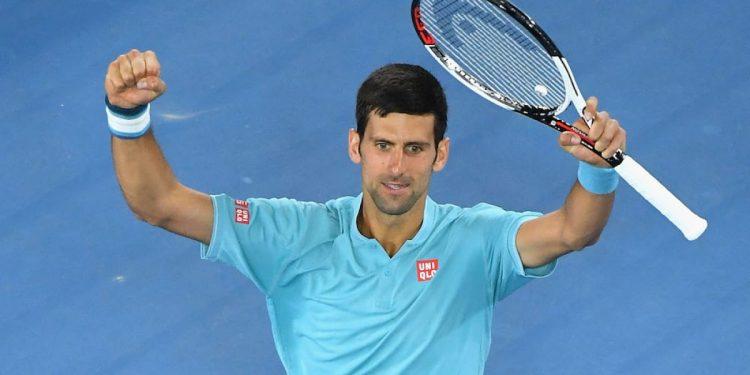 Novak Djokovic/Getty Images