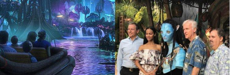 Pandora The World of Avatar/EntérateOnline
