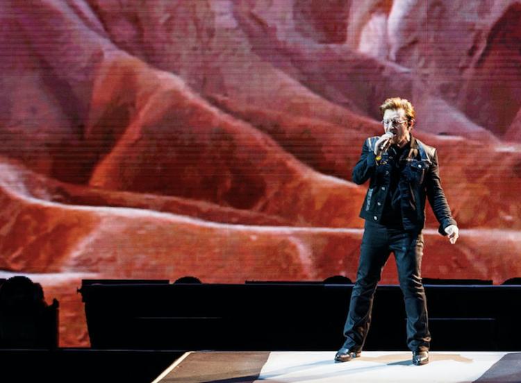 U2/Jimmy Kimmel