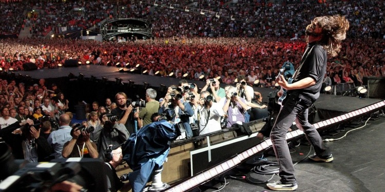 Foo Fighters/Mundo Vitela