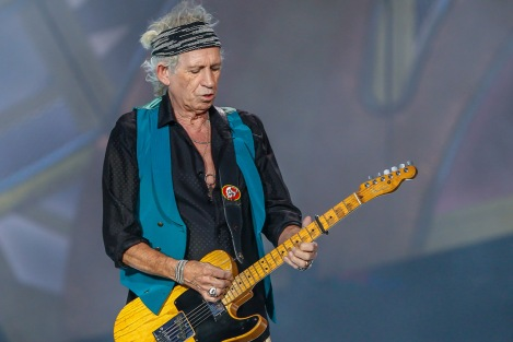 Keith Richards/Getty Images