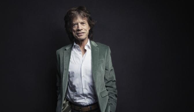 Mick Jagger lanzó dos singles