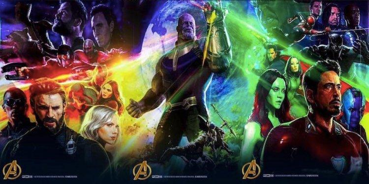 Avengers: Infinity War/Sopitas.com