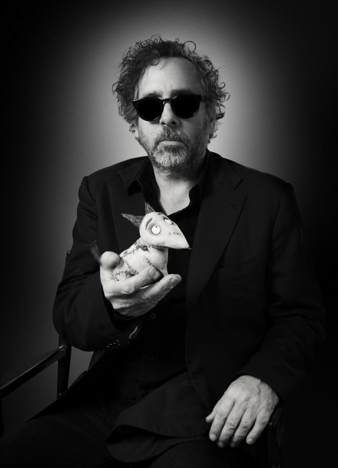 Tim Burton llegará a México