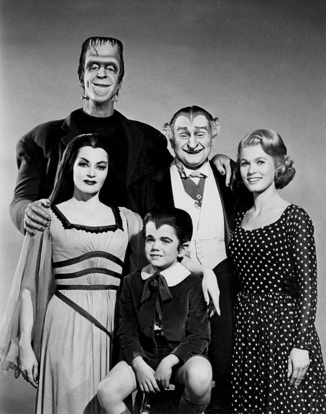 """¿Recuerdas a """"La Familia Monster?  Regresará a la pantalla chica"""