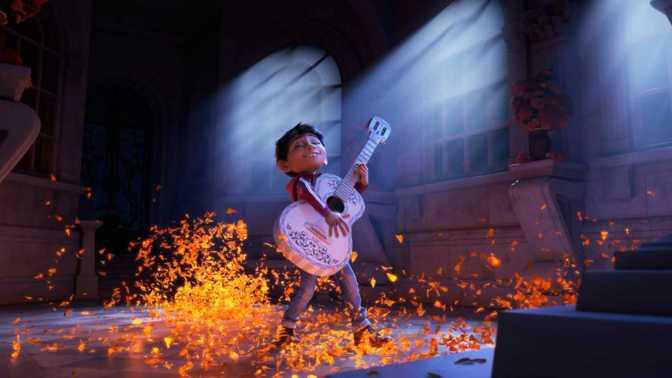 """Disney-Pixar da a conocer nuevo avance de """"Coco"""""""