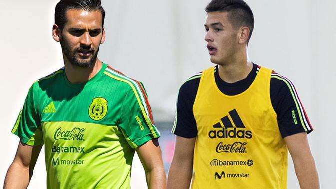 Erick Gutiérrez y Elías Hernández se integran a la Selección Mexicana