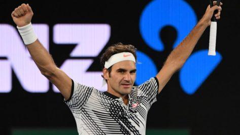 Roger Federer/Getty Images