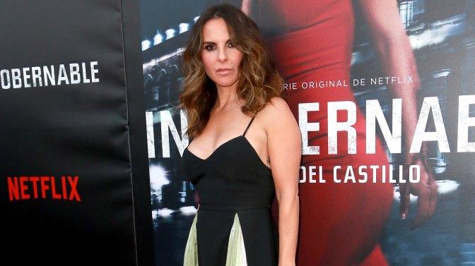 Kate del Castillo y Netflix hacen equipo