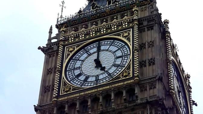 """Las campanas del """"Big Ben"""" tomarán un descanso"""