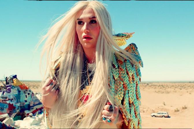 Kesha conquista Billboard