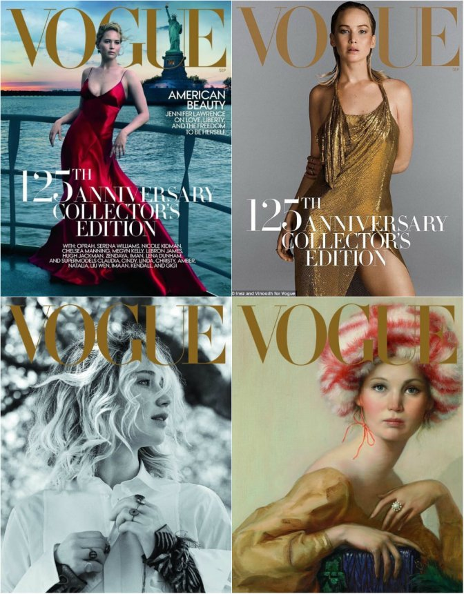 Vogue de Estados Unidos celebra a lo grande