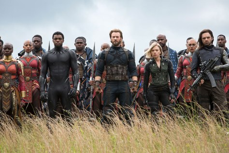 Avengers: Infinity War. / Foto: Marvel.
