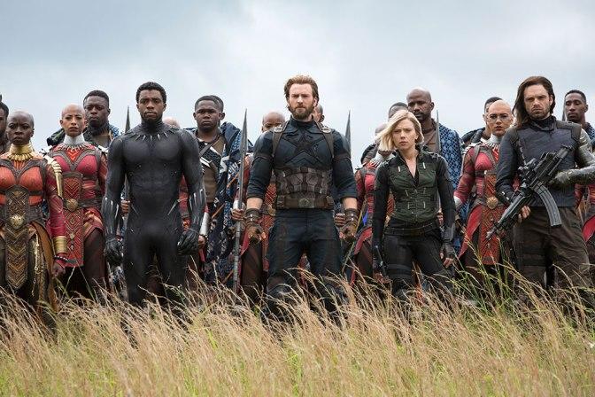 Avengers: Infinity War rompe récord