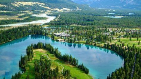 Fairmont Jasper Park Lodge. / Foto: Pinterest.