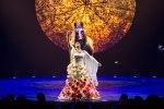 Luzia. / Foto: Matt Beard / Vestuario: Giovanna Buzzi / 2016 Cirque du Soleil.