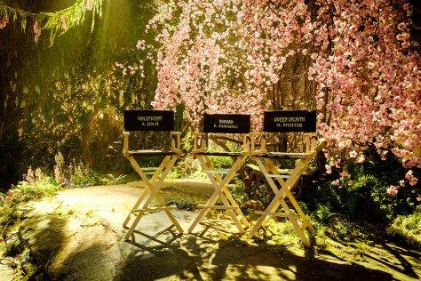 Producción de 'Maleficent II'. / Foto: Disney.
