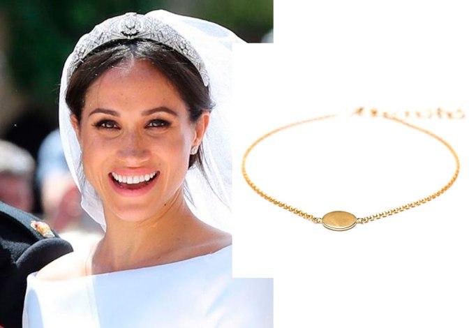 Meghan Markle le obsequia joyas a sus mejores amigas en su boda